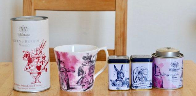 Whittardの不思議のアリスのコレクション